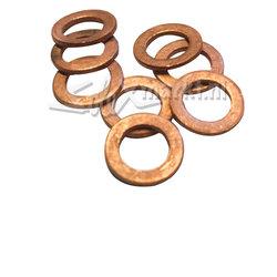 Rondelle cuivre Couvercle carter (8 pièces)