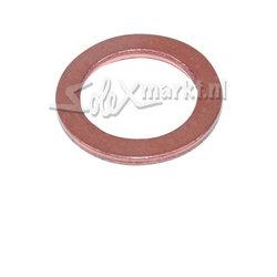Rondelle cuivre - (réservoir en métal)