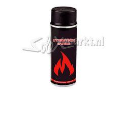 Peinture aérosol - Noir résistant à la chaleur