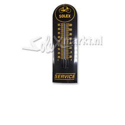 Solex emaille thermomètre  (22x75cm)