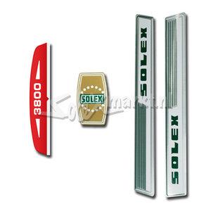 Autocollants Solex 3800 | Solex 5000