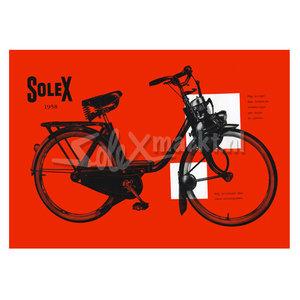 Solex affiche 1958