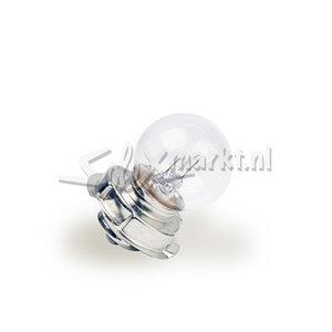 Ampoule avant Blanc - gros 6V-15W