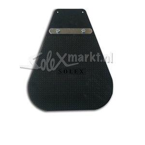 Bavette Noir (Solex) / modèle long avec impression Solex