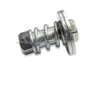 Boulon de glissière de suspension moteur complet (par pièce)